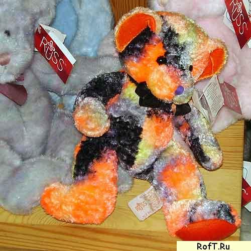 Медведь под LSD
